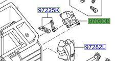 Genuine Kia Sorento 2006-2009 Heater Temperature Actuator 972263E260FT