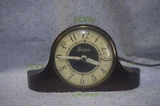 Session Clock - Runs - Model W - Wood case - Works