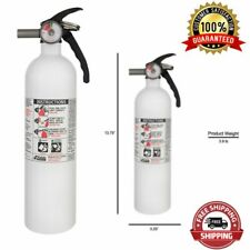 Fire Extinguisher Marine Automotive 10-B:C Personal Safety Car Boat One Time Use