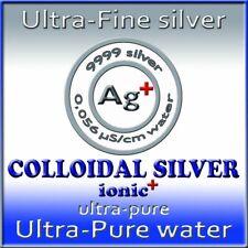 Argento colloidale ionico 10ppm ultrapuro 500ml