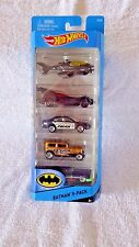 "Hot Wheels 2015 City - ""Batman"" - (5-Pack)"