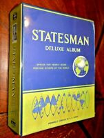 CatalinaStamps:  A-Z Countries in Harris Statesman Album, 2812 Stamps, D356