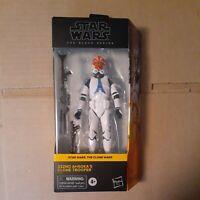 NEW - Star Wars Black Series The Clone Wars 332nd Ahsoka's Clone Trooper