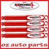 MITSUBISHI PAJERO 05/00-12/08-ON NM/NP/NS/NT WAGON F & R KYB SKORCHED4 SHOCKS