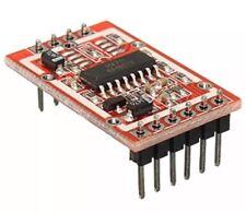HX711 Dual-channel 24-bit A/D Conversion Weight Sensor Module +Metal Shield Pins