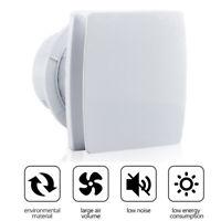 4'' Wandventilator Abluftventilator für Badezimmer Toilette Küche Badventilator