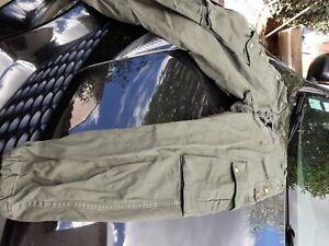pantalon parachutiste  para modele 47/56 excellent etat