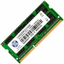XUM 4GB 1x4GB DDR3 PC3L-12800 1600MHz 204 Pin 1.35V Laptop SODIMM Memory RAM