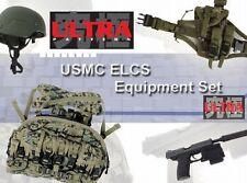 Action Figure 1/6 Dragon USMC ELCS Equipment Set - Figurine 12 pouces DID