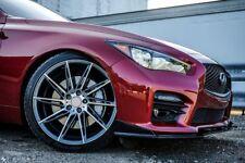 "20"" Verrdee Wheels for Infiniti G35 G37 G50 Lexus LS SC GS IS Genesis Mustang GT"