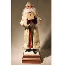 OOAK William Bezek Father Christmas German Style Santa Featured Artist 21 Inches
