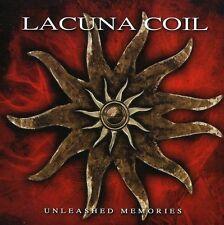 LACUNA COIL Unleashed Memories CD NEW Australian Edition Bonus Tracks