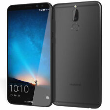 Huawei Mate 10 Lite RNE-L03 64GB GSM Unlocked Android Phone - Graphite Black