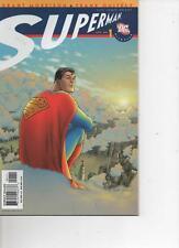 SUPERMAN 1 JAN 2005  NEAR MINT