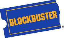 Blockbuster Video Logo 8.5 x 11 Glossy Picture Defunct Video Movie Rental Store