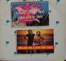 Orig. Soundtrack Just Tell me You Love M3 33RPM MCA-3255   102216LLE
