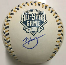 MANNY MACHADO Autographed Signed 2016 AS Baseball PSA/DNA AF37252 Orioles Padres