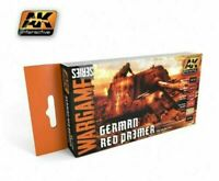 AK Interactive Wargame Series 6 Paint Set choose mix from full range scroll down