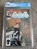 Punisher #2 CGC 9.6 2/86
