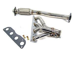 OBX Exhaust Header Manifold for 2007-2010 Nissan Versa 1.8L DOHC MR18DE