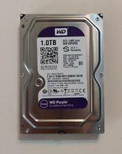 """WD Purple WD10PURX 1TB 5400RPM 3.5"""" SATA Surveillance Hard Drive - HD1283"""