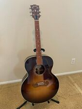 Gibson J-100 Acoustic Guitar w/ Ohsc 2017