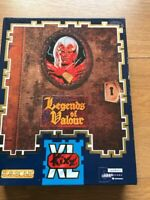 Commodore Amiga ~ Legends of Valor by Kixx XL ~ Big Box Amiga 500/600/1200