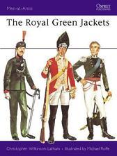 OSPREY Men at arms 52   The Royal Green Jackets
