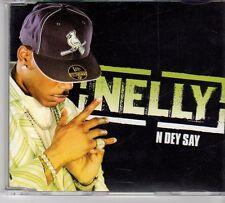 (EX270) Nelly, N Dey Say - 2005 DJ CD