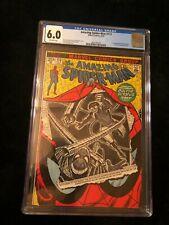 Amazing Spider-Man #113 CGC 6.0 1st appearance of Hammerhead Doc Oc appearance