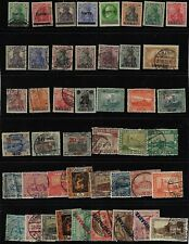 GERMANY SAAR FIUME BAVARIA 1920s COLLECTION OF 221 MINT & USED W/VARIETIES INVER