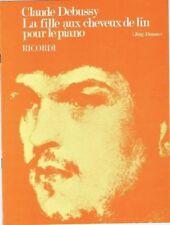 LaFille aux cheveux de lin, Claude Debussy, 1975