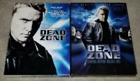 The Dead Zone - The Complete Third & Fourth Season DVD