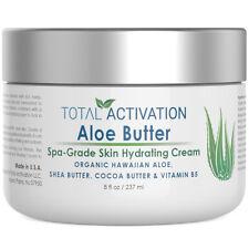 Aloe Butter. Exquisite Skin Rejuvenation Cream. Face and Body. Non-Greasy. 8 oz