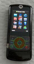 Motorola Z6m Black (Alltel) slider cell Phone, no return