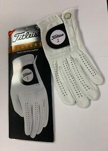 2021 Titleist Players Golf Gloves Men & Women - Choose a Size! - RH & LH - New
