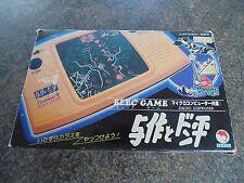 YOSAKU vs DONBEI tabletop handheld game boxed années 1970 new old stock rare shinsei