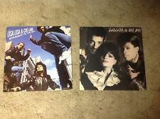 Oop! 2 Promo Lisa Lisa & the Cult Jam Posters 12x12apx. full force rare