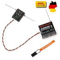Spektrum AR8000 DSMX 8CH Empfänger High Speed Receiver JR, DX7 DX8 DX9 2.4GHz