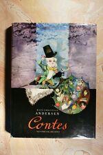 CONTES (520A) ANDERSON ILLUSTRES PAR JIRI TRNKA 1981 AVEC JAQUETTE