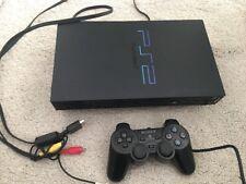 SONY PS2 PLAYSTATION 2 FAT Console-joue tous les CDs + importations (PAL, NTSC/J)