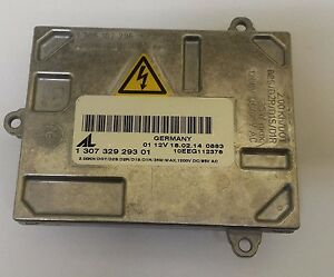 Fiat 500 500L D1S Xenon Ballast 1307329293 60681942