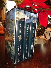 J.R.R. Tolkien - Lord of the Rings Trilogy- 3 Vol. Set in Slipcase- Gift Quality