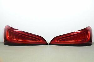 AUDI Q5 8R Facelift Rear LED Tail Light Set USA OEM 8R0945093D 8R0945094D