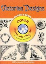 Dover Electronic Clip Art: Victorian Designs by Dover Publications Inc. Staff an
