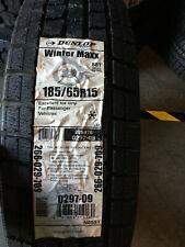 1 New 185 65 15 Dunlop Winter Maxx Snow Tire