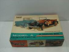 Hubley Gabriel Model A Pick-Up Truck Metal Body Model Kit #4855