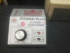 NEW Aristo-Craft Power/Plus Solid State Hobby-5 Transformer in Box