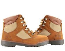 Timberland 6-Inch Field Boot Medium Brown  Junior Kids Boots Size 5 44996  I7