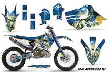 AMR Racing MX Husqvarna TC 125/250 FC 250-450 Graphic Kit Bike Decal 14-15 LAD